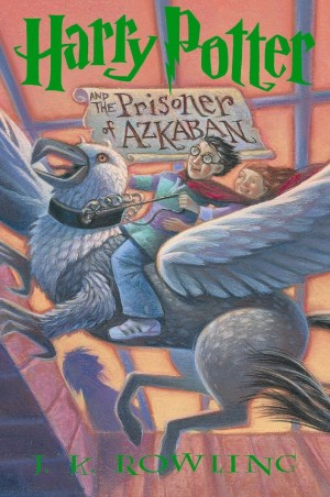 Harry Potter & The Prisoner of Azkaban – J.K. Rowling