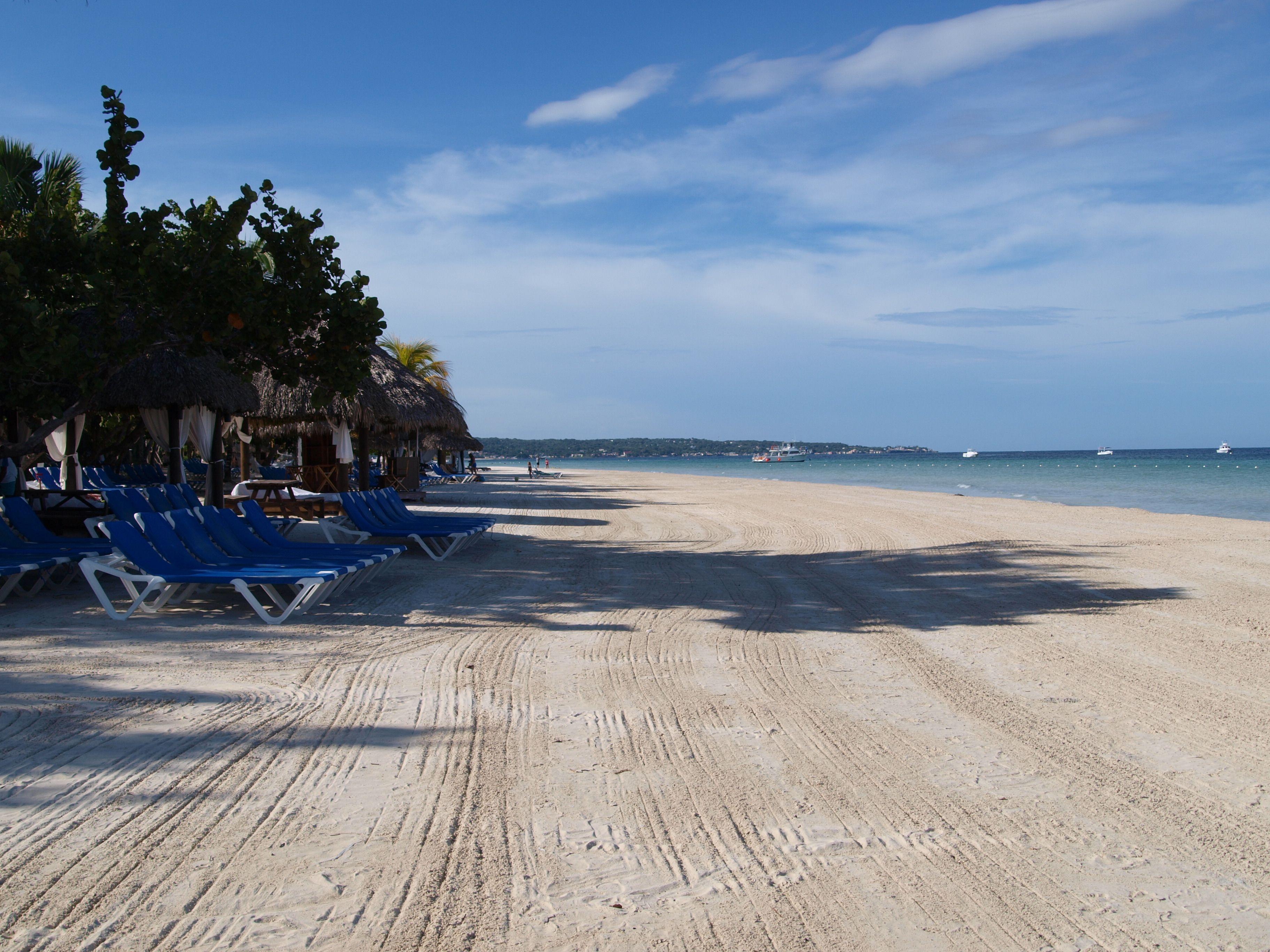 jamaica slider