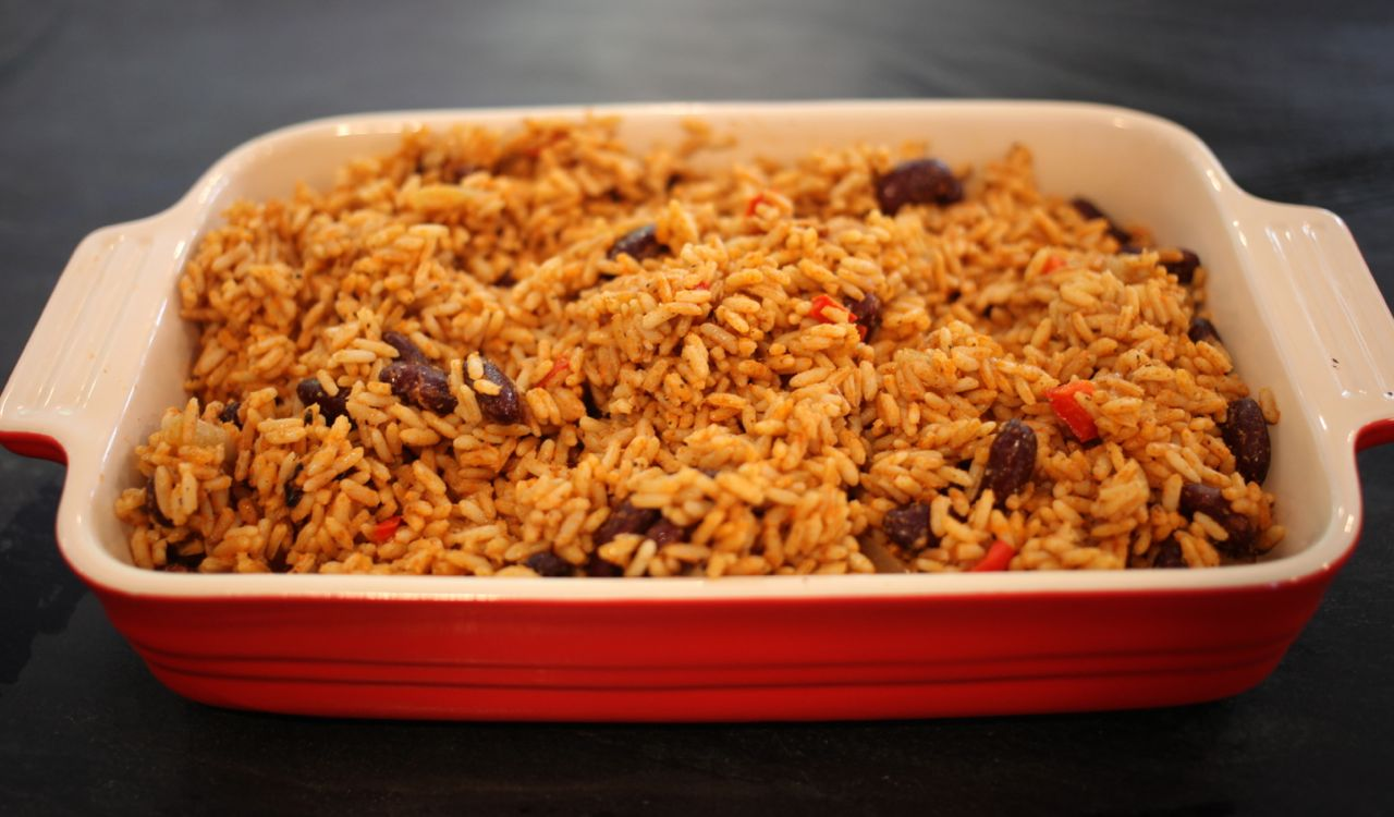 Rice and Beans - Life In Pleasantville