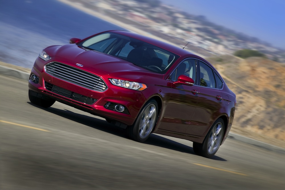 Ford Fusion EcoBoost