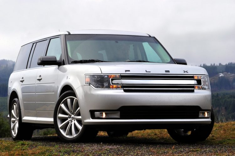 I Love Ford Flex