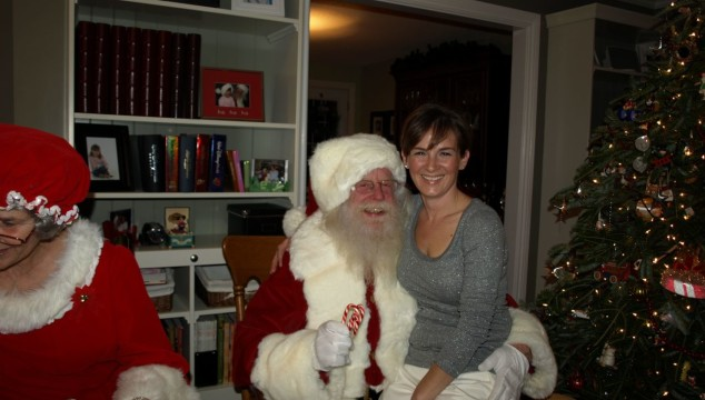 what's wrong with Santa Claus