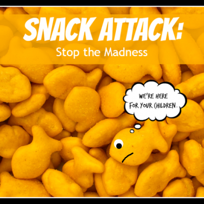 Snack Attack: Stop the Madness