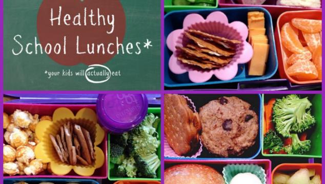 Bento Box School Lunches