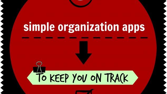 3 simple organization apps