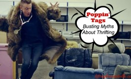 myths about thrifting, why you should shop at thrift stores