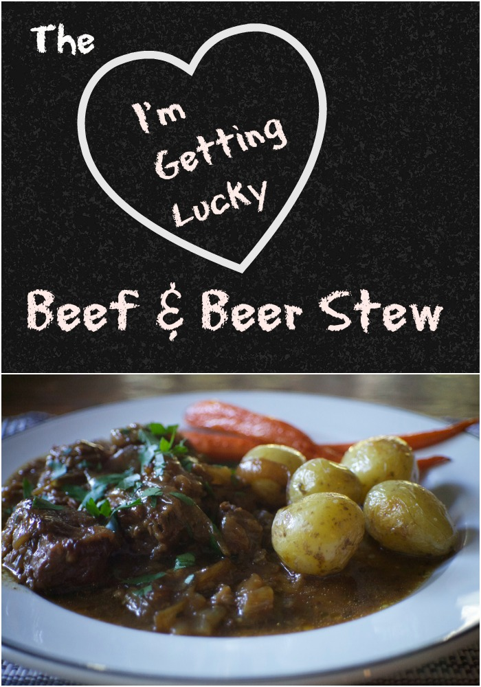 "The ""I'm Getting Lucky"" Beef And Beer Stew"