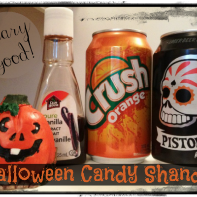 Thursday Night Cocktail: Scary Good Halloween Candy Shandy