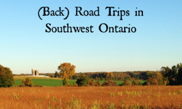 Ontario road trips
