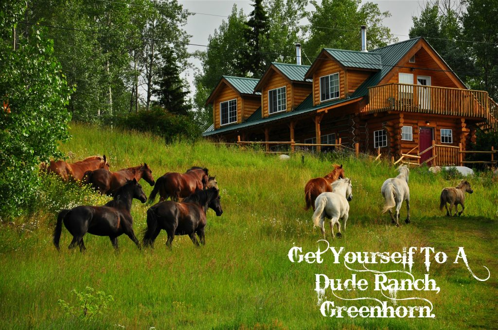 Why You Need To Visit A Dude Ranch Life In Pleasantville