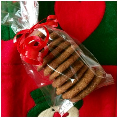The Best Ginger Crinkle Cookies