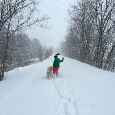 How to Make a Snow Day Happen – Be Careful What You Wish For