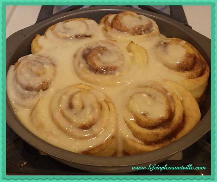 Winning Cinnamon Buns