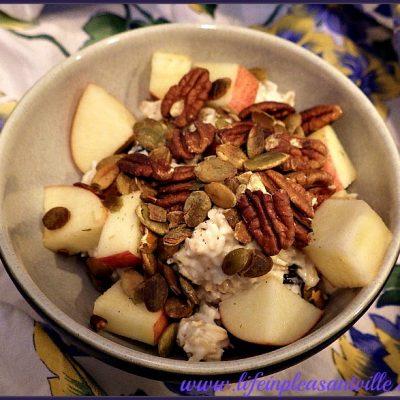 Overnight Muesli – A Healthy Make Ahead Breakfast