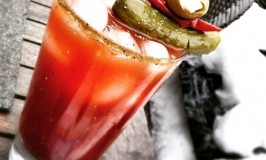Bacon Vodka Caesar: A Complete Meal