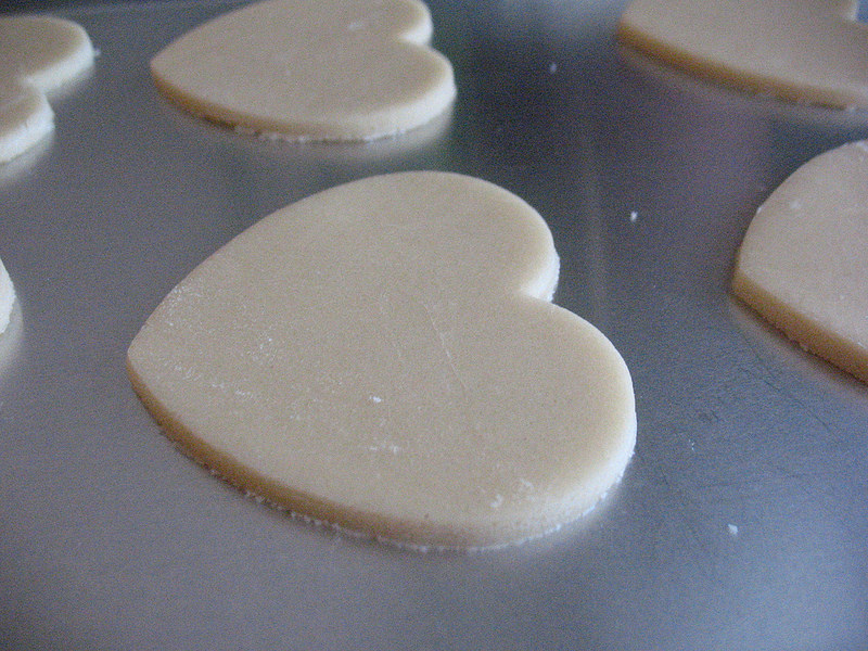 Classic sugar cookie recipe, sugar cookie dough