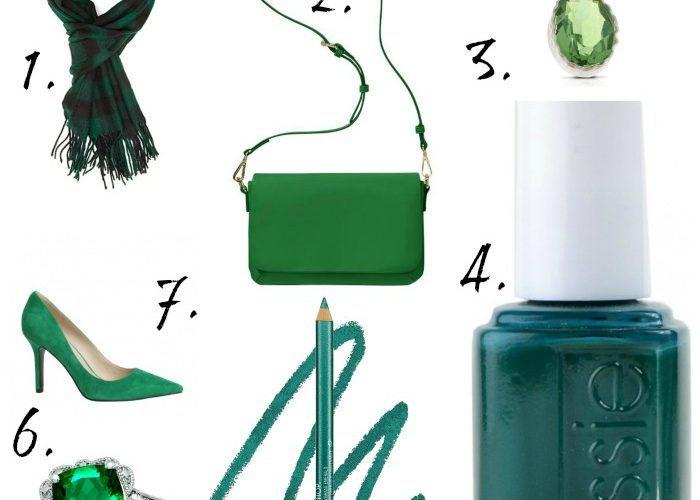 How to wear green on St. Patrick's Day