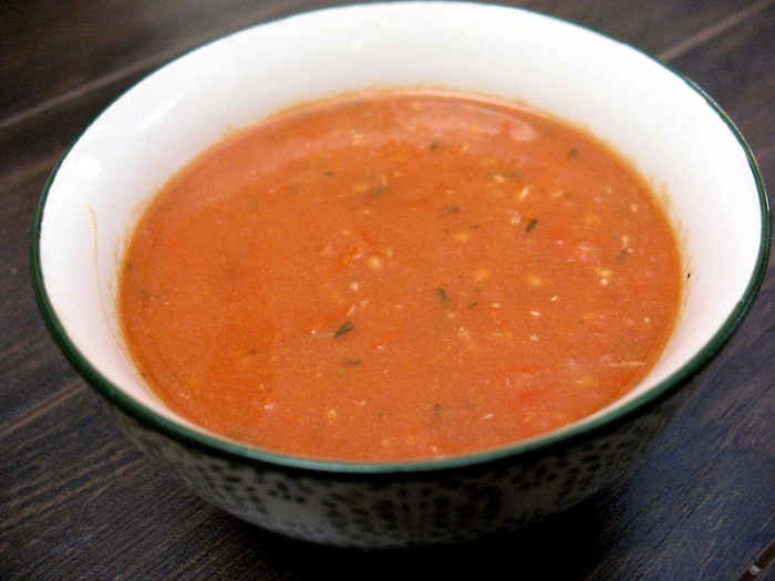easy and delicious roasted tomato soup life in pleasantville