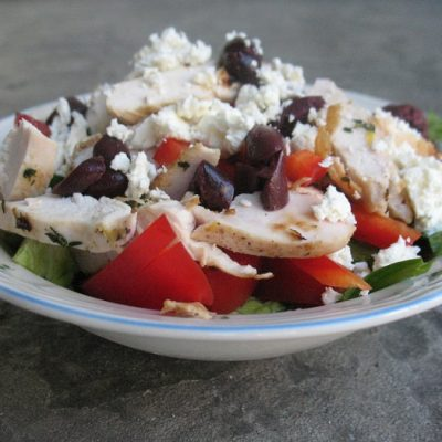 Greek Chicken Salad – Bring on Summer