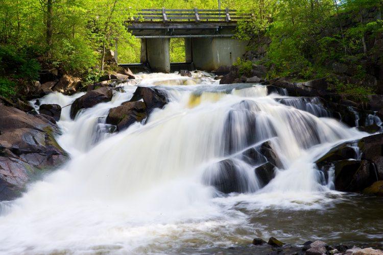 wakefield mill, maclaren falls, quebec