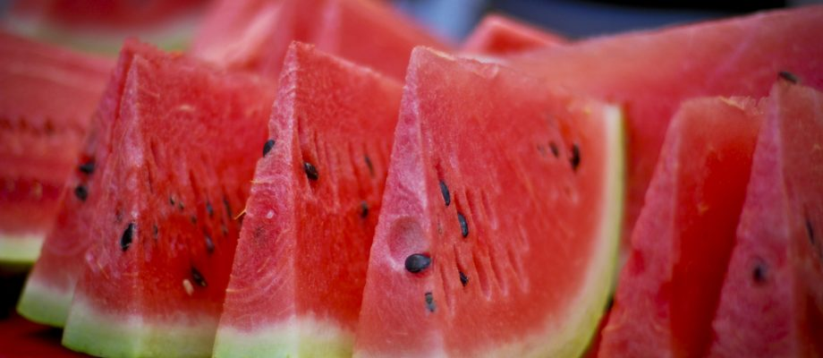 Beat the Heat with Watermelon
