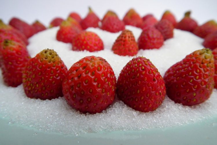 sugar gives way to other sweeteners