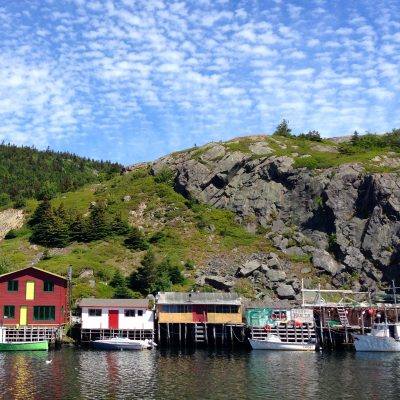 Travel Through Time in St. John's, Newfoundland