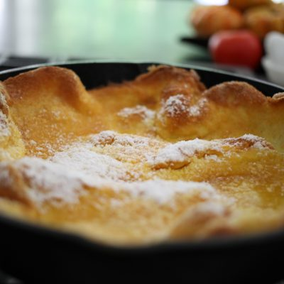 Dutch Baby Recipe – Another Reason to Love Your Skillet