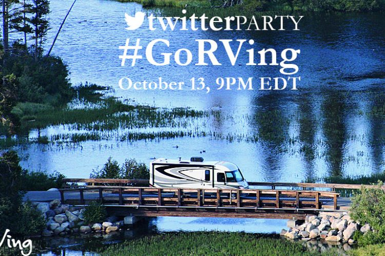 Go RVing Twitter Party