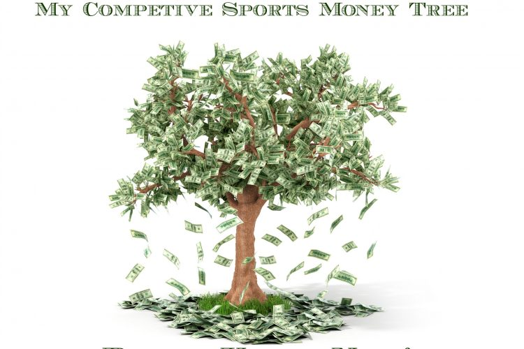 Plant Your Money Tree now for Competitve Sports