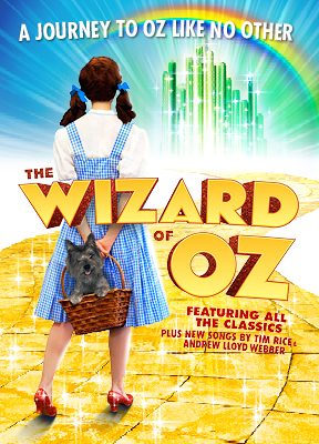 Win Four Tickets To The Wizard Of Oz! Happy Holidays Ottawa!