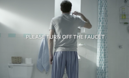 TVC Please Turn off the Faucet