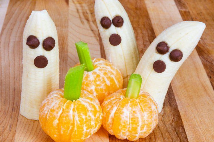 fun halloween snacks