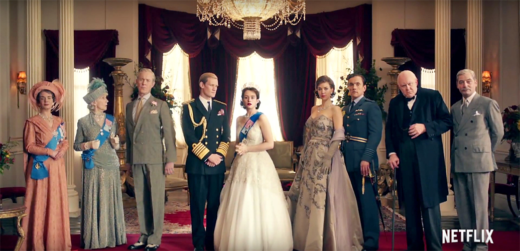 The Crown Cast