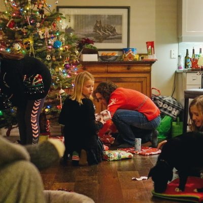 Christmas Eve is the Mixed Tape of Holidays in Our Family