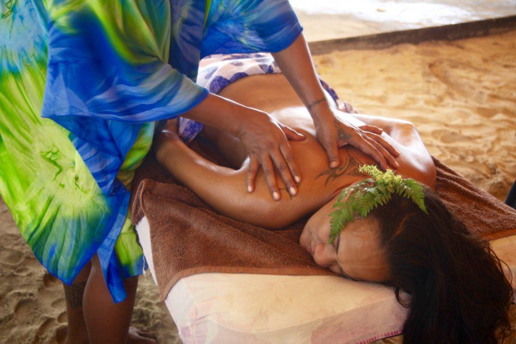 Taurumi massage
