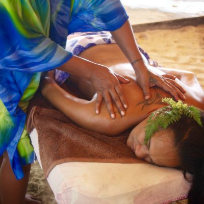 Why A Taurumi Massage is TOTALLY Worth A 10,000 Kilometre Flight