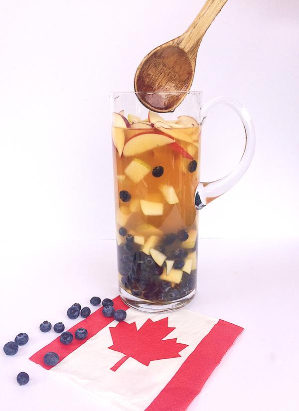 How to make Canadian Sangria