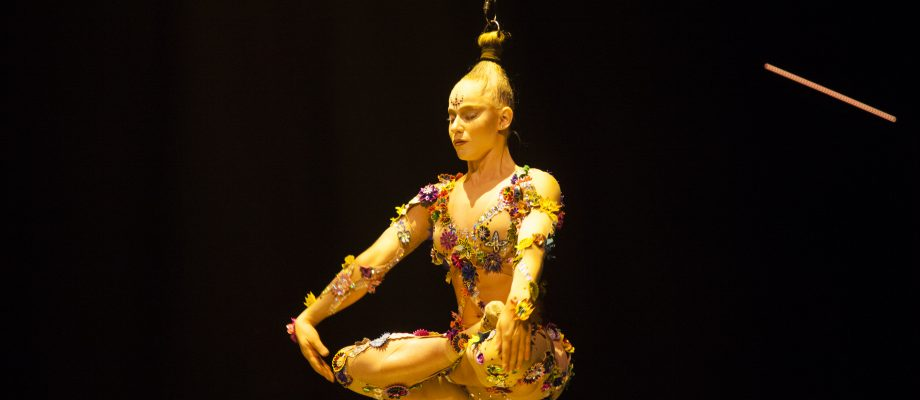 Cirque's VOLTA Is An Exhilarating Treat For All
