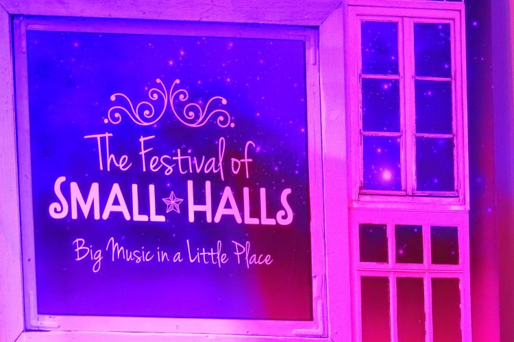 The Festival of Small Halls Small Town
