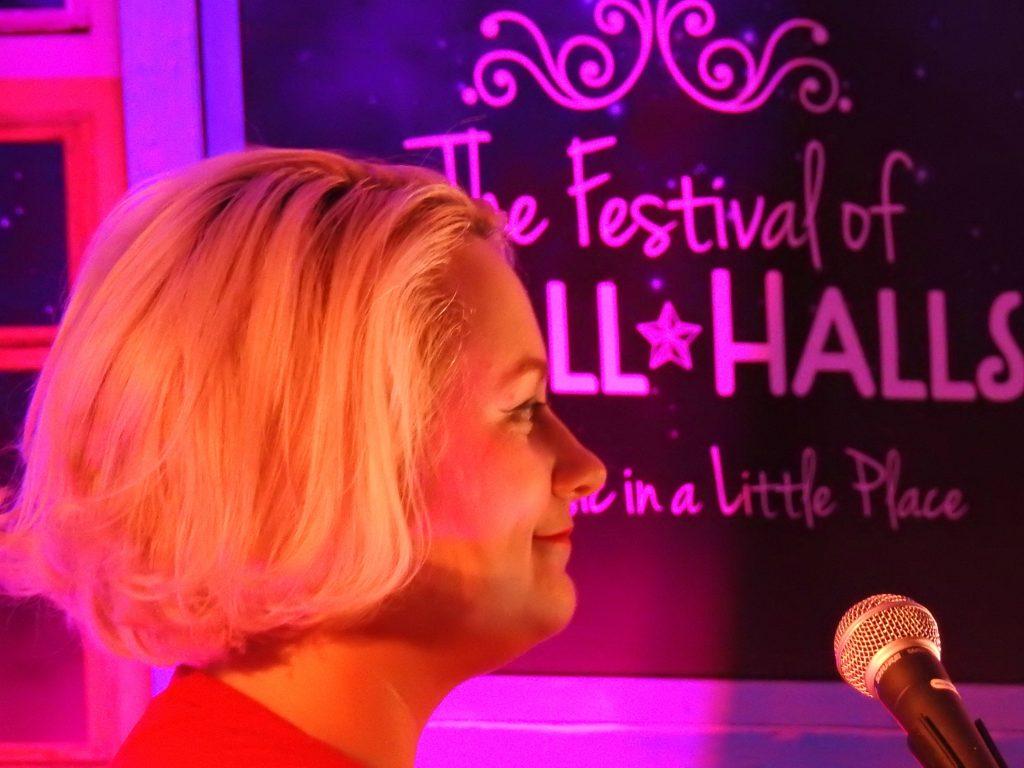 festival of small halls, Farideh Olsen
