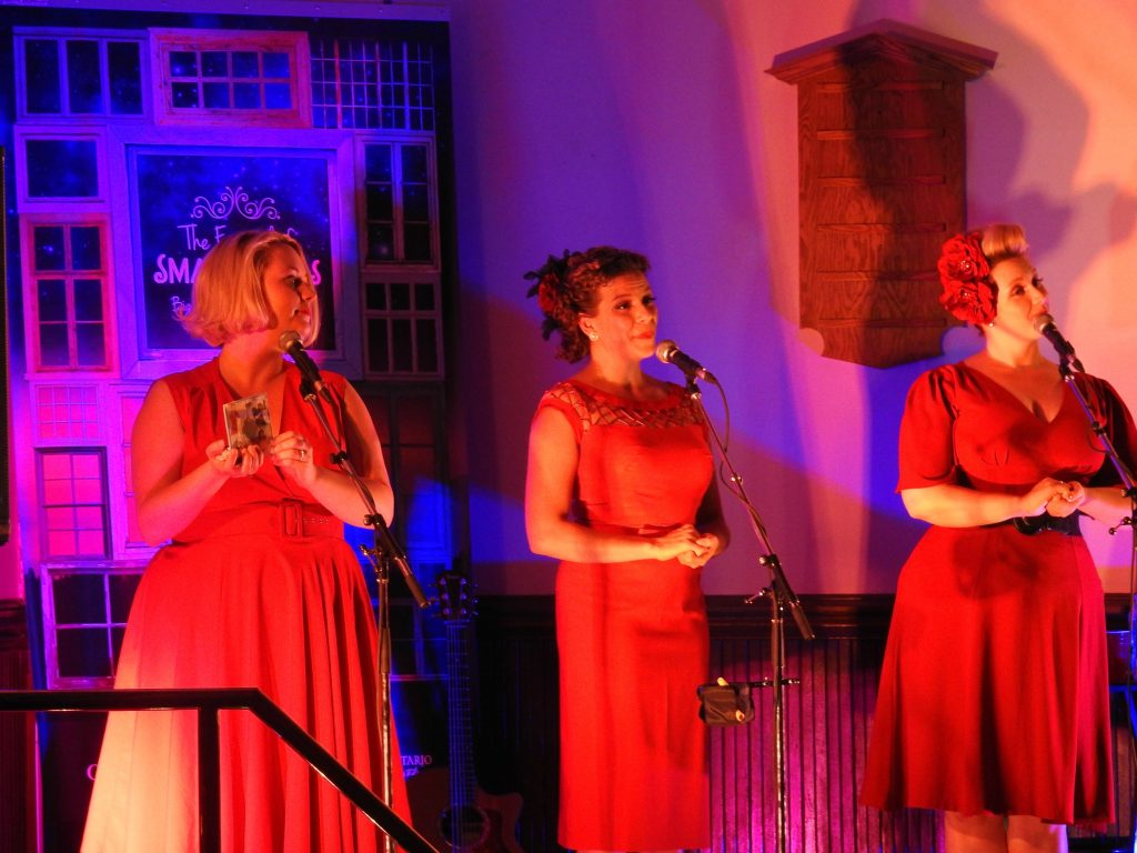 festival of small halls, Rosie & the Riveters Festival of Small Halls