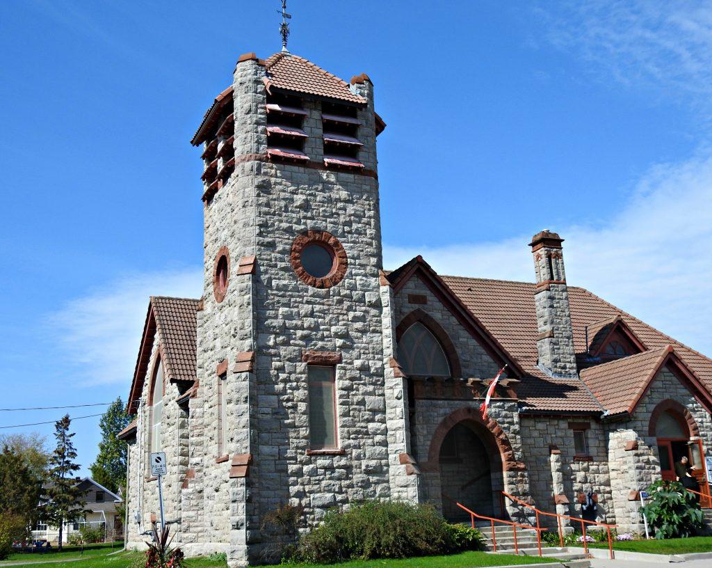 festival of small halls, St. Andrew's United Church Pakenham Ontario