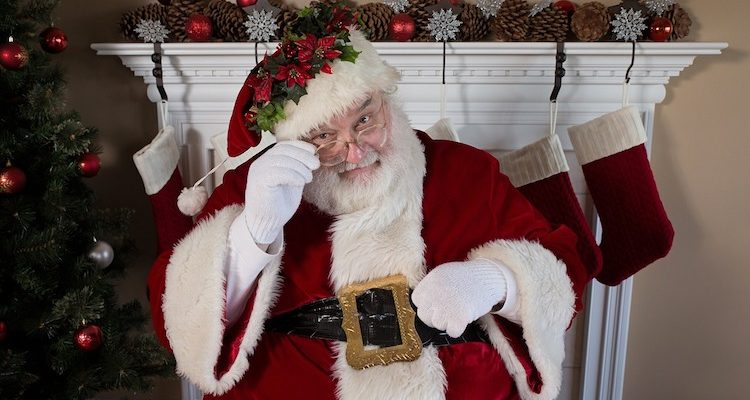 The Best Places to See Santa in Ontario (That Aren't At The Mall)
